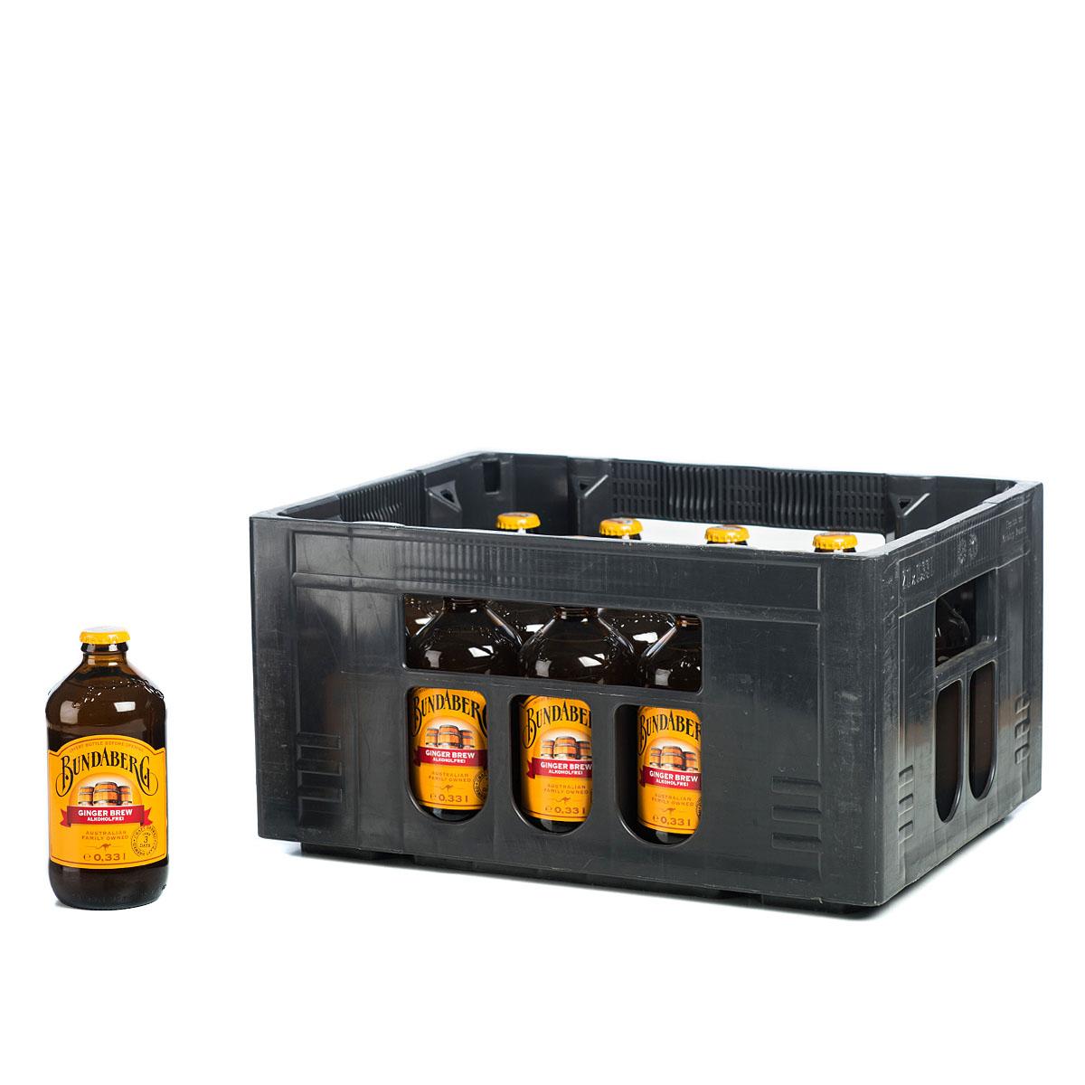 bundaberg ginger brew alkoholfrei 20 x 0 33l online. Black Bedroom Furniture Sets. Home Design Ideas