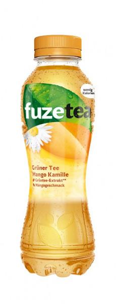 Fuze Tea grüner Tee Mango Kamille 12 x 0,4l PET