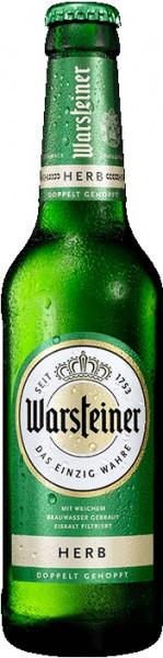 Warsteiner Herb 24 x 0,25l