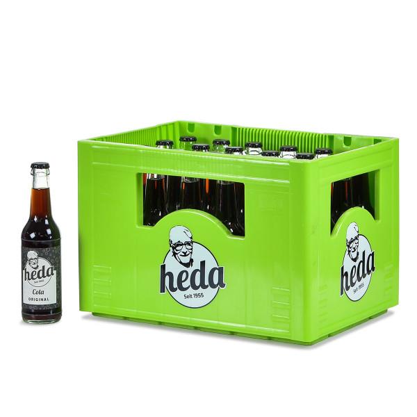 Heda Cola Original 24 x 0,33l