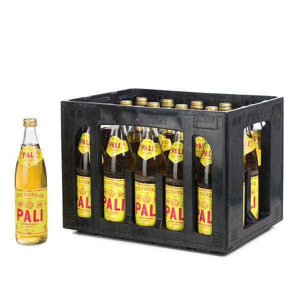 Pachmayr Pali Apfelschorle in der 0,5l Flasche