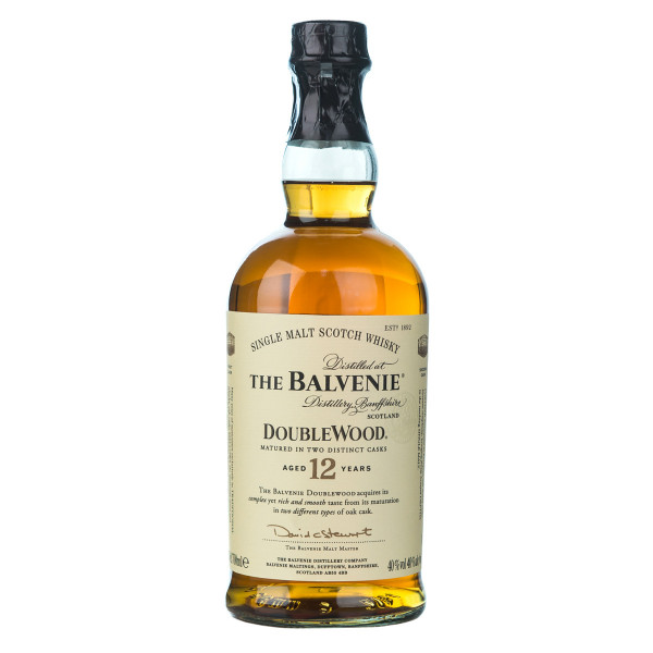 The Balvenie Double Wood 12 Jahre 0,7l