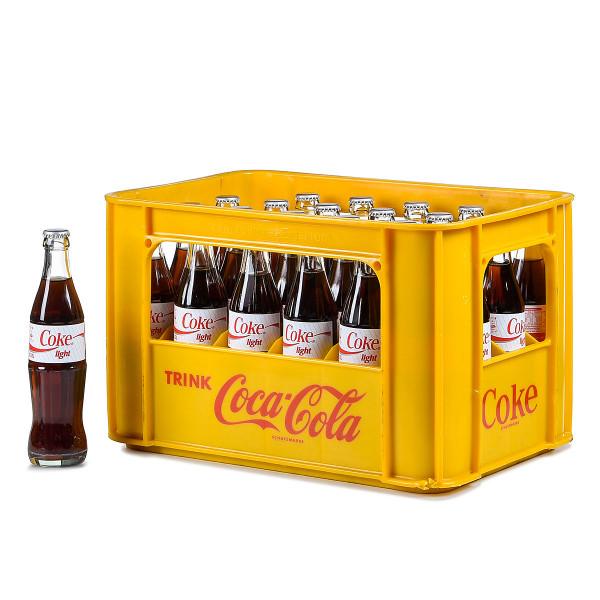 Coca Cola light 24 x 0,33l