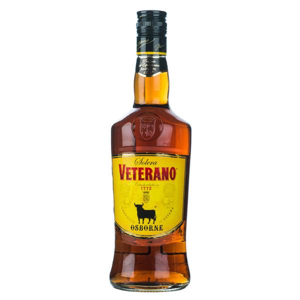 Osborne Veterano Weinbrand Brandy 1l