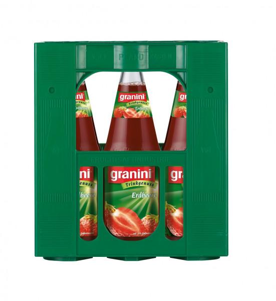 Granini Erdbeersaft 6 x 1l