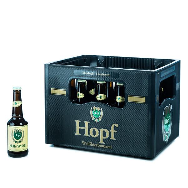 Hopf Helle Weiße 24 x 0,33l