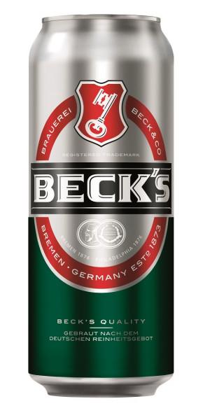 Beck's Pils 24 x 0,5l