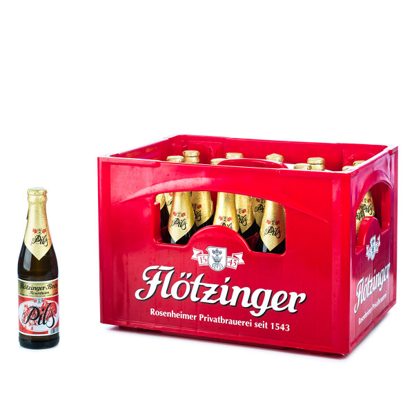 Flötzinger Pils 24 x 0,33l