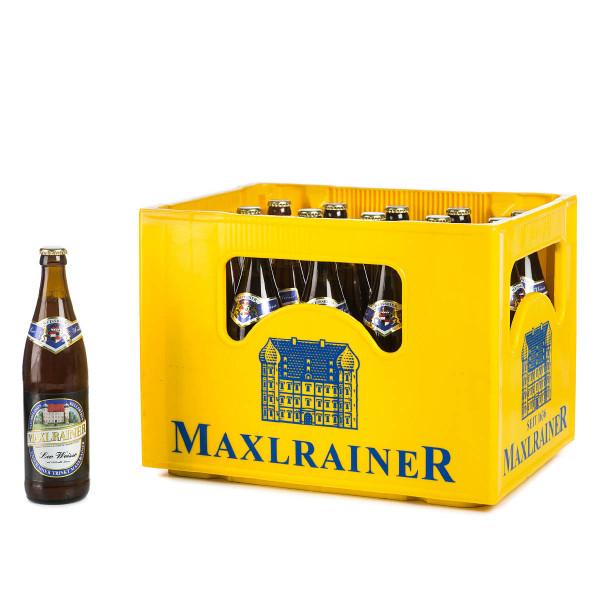 Maxlrainer Leo Weisse 20 x 0,5l