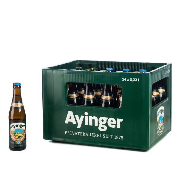 Ayinger Jahrhundert Bier 24 x 0,33l