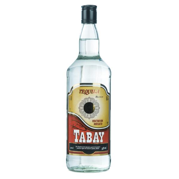 Tabay Blanco Tequila 1l