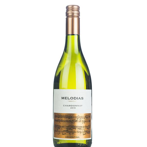 Melodías Chardonnay Bodegas Trapiche, Mendosa 0,75l