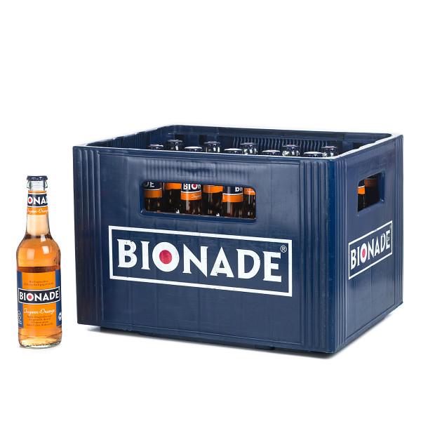 Bionade Ingwer Orange 24 x 0,33l