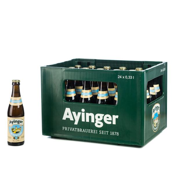 Ayinger Bräuweisse 24 x 0,33l