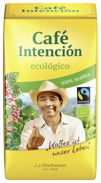 Intención BIO Filterkaffee Ecológico - 500 g Packung