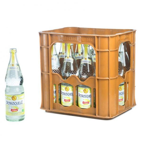 Siegsdorfer Petrusquelle Lemon 12 x 0,7l