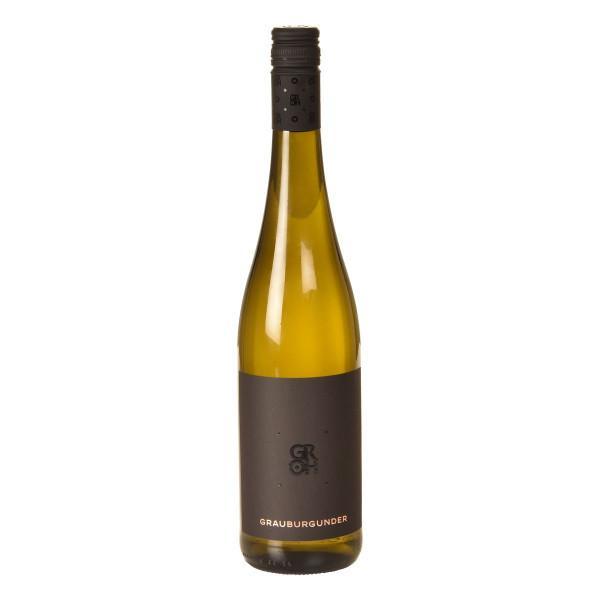 Groh Wein Grauburgunder 0,7l