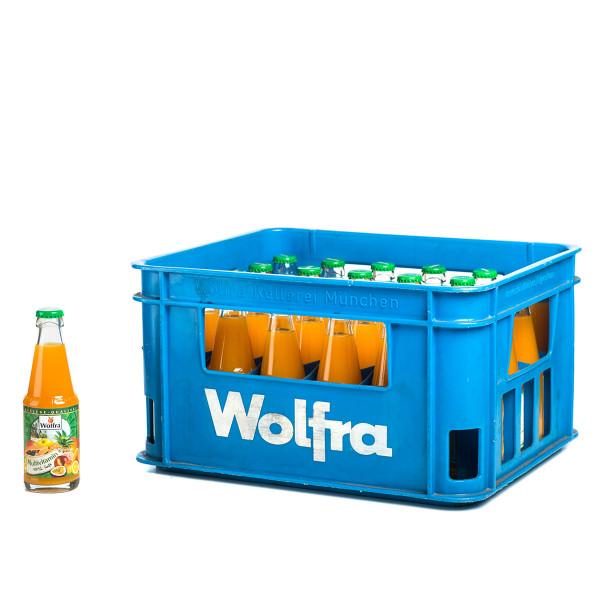 Wolfra Multivitamin 30 x 0,2l