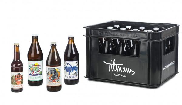 Tilman's Mischkiste mit 20 Flaschen