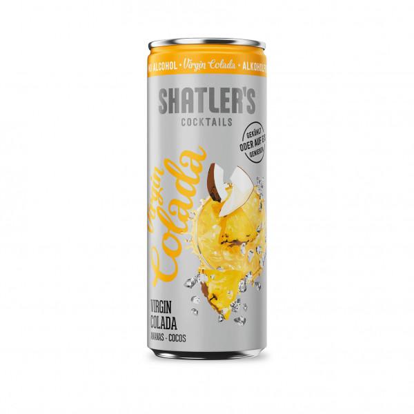 Shatler's Virgin Colada - alkoholfrei 12 x 0,2l