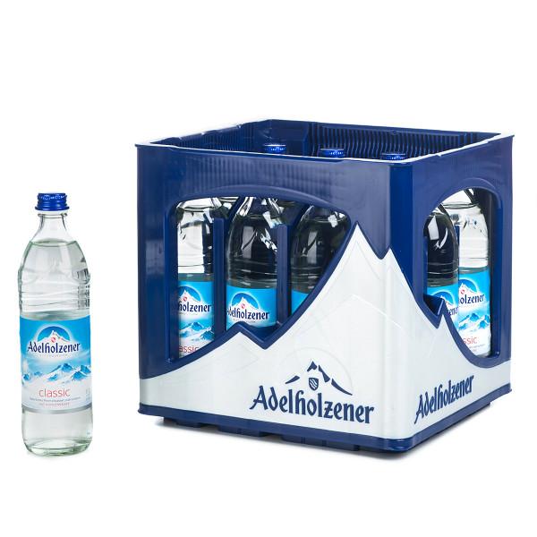 Adelholzener Classic 12 x 0,5l Glas