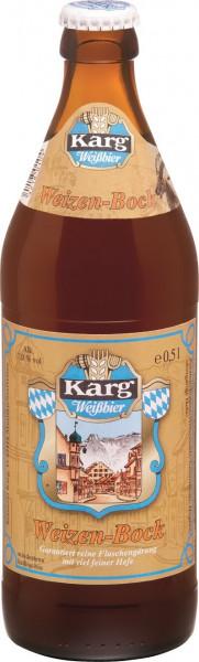 Karg Weizen-Bock 20 x 0,5l