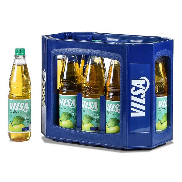 Vilsa Apfel-Schorle 12 x 0,75l
