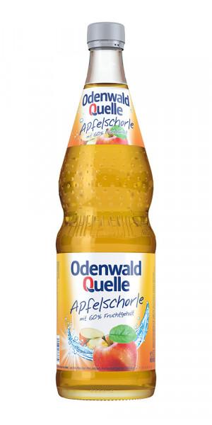Odenwald Quelle Apfelschorle 12 x 0,7l