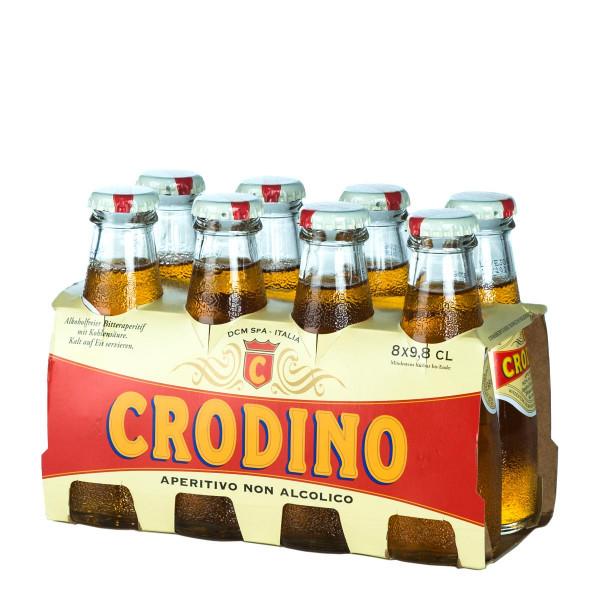 Crodino Pack 8 x 9,8cl
