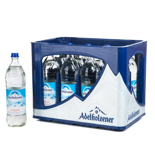 Adelholzener Classic 12 x 0,75l Glas