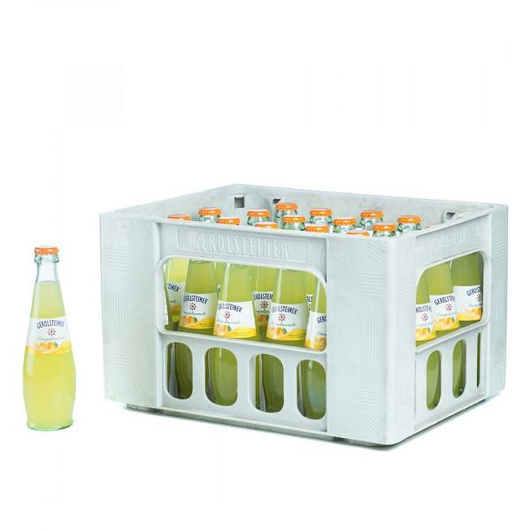 Gerolsteiner Orange Gourmet 24 x 0,25l