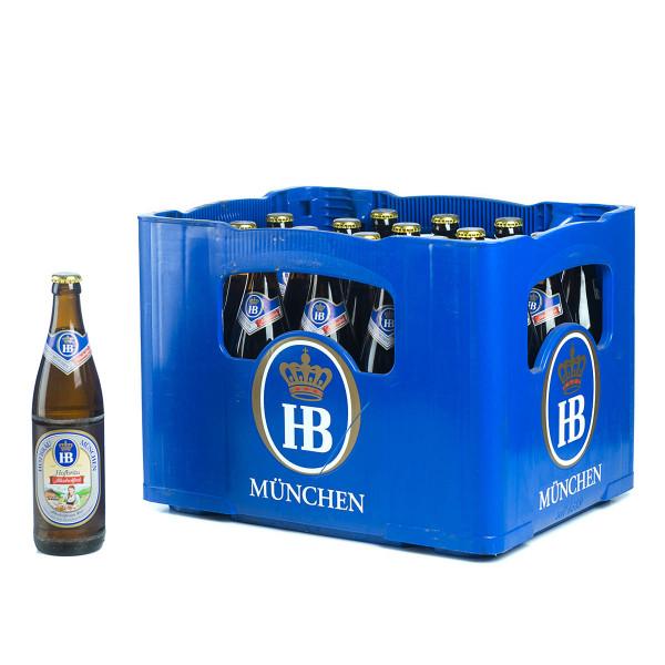 Hofbräu Weisse alkoholfrei 20 x 0,5l