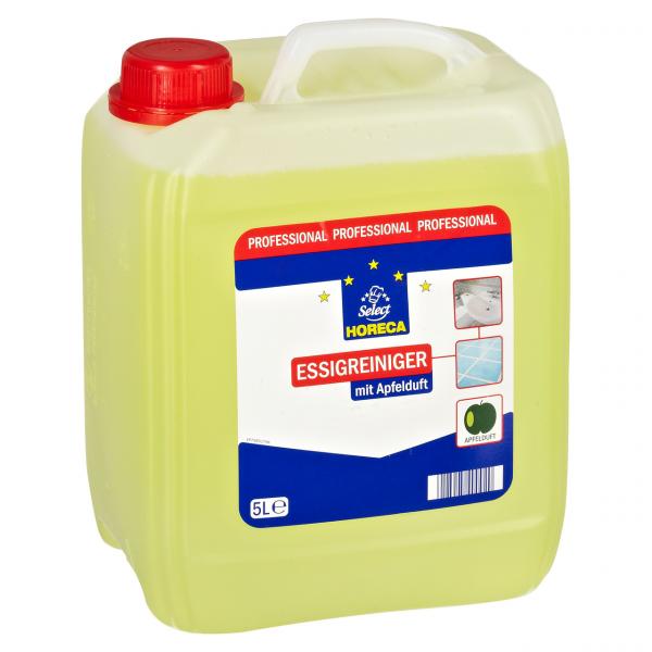 Horeca Select Essigreiniger mit Apfelduft flüssig - 5 l Kanister