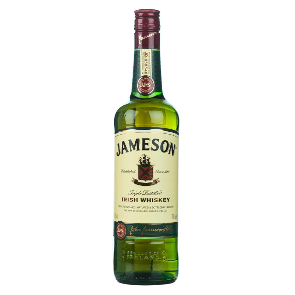 Jameson Whiskey 0,7l