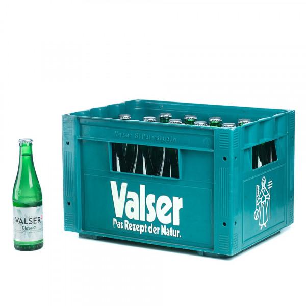 Valser Classic 24 x 0,33l