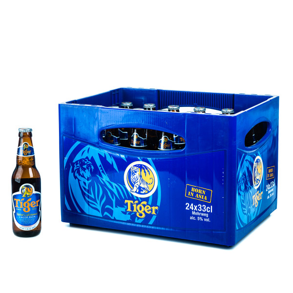 Tiger Beer 24 x 0,33l