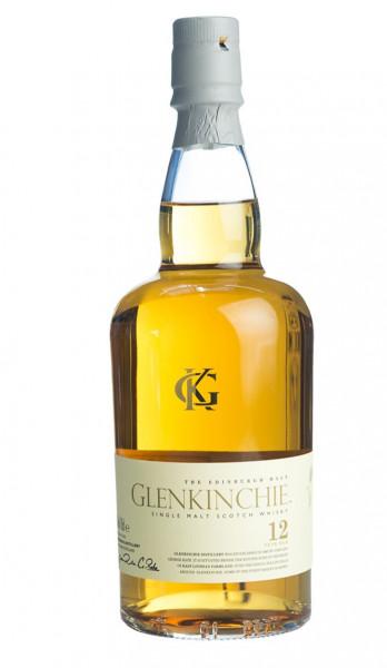 Glenkinchie Lowland Single Malt 12 Years 0,7l