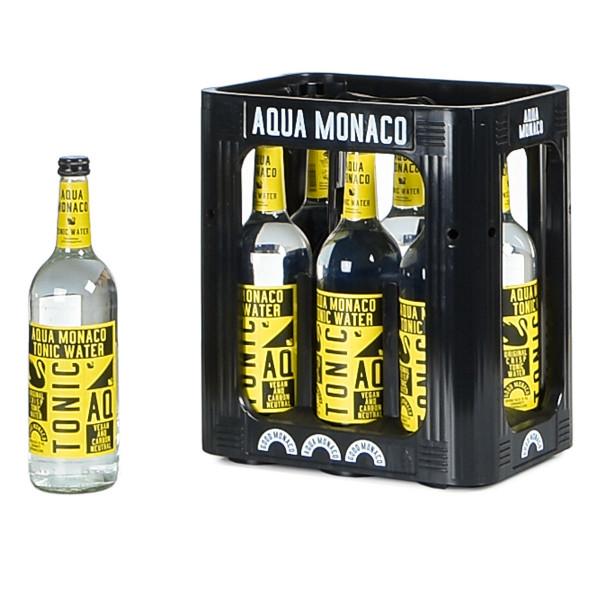 Aqua Monaco Tonic Water 6 x 0,75l
