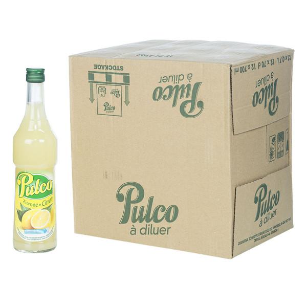 Pulco Zitrone 12 x 0,7l