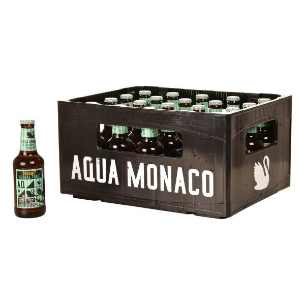 Aqua Monaco Organic Herbal Tonic 20 x 0,23l