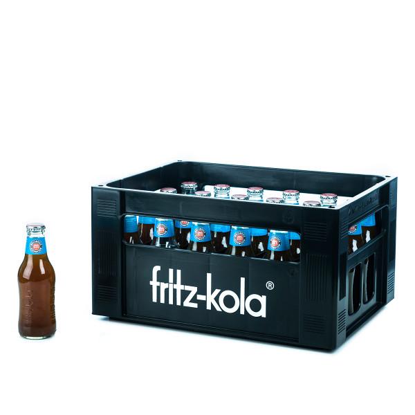 Fritz-Kola Mischmasch 24 x 0,2l Glas