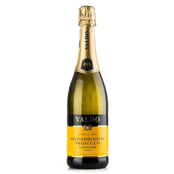 Valdo Valdobbiadene Superior Dry Prosecco als 0,75l Einzelflasche