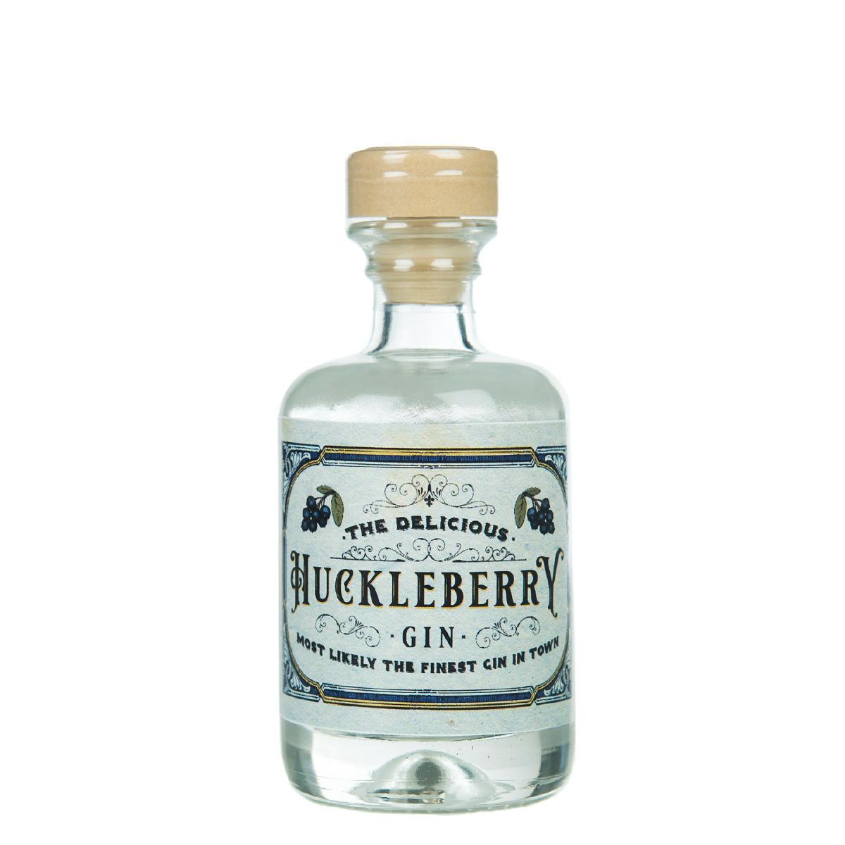 Huckleberry Gin 4cl online bestellen | getraenkedienst.com
