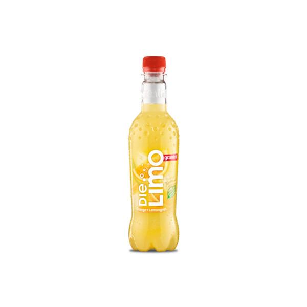 Granini Limo Orange-Lemongras 24 x 0,5l