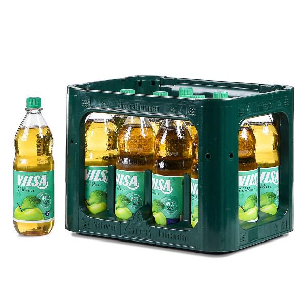 Vilsa Apfel-Schorle 12 x 1l
