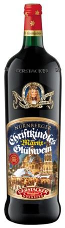 Gerstacker Nürnberger Christkindles Glühwein 1l