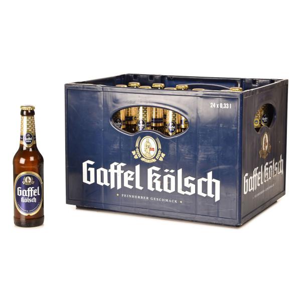 Gaffel Kölsch 24 x 0,33l