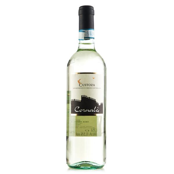 """Bennati Bianco di Custoza """"Cornalé"""" in der Glasflasche"""