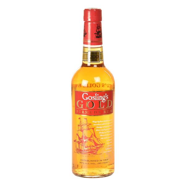 Goslings's Gold Bermuda Rum 0,7l