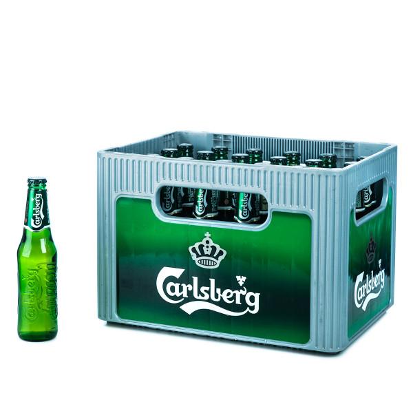 Carlsberg Pils 24 x 0,33l